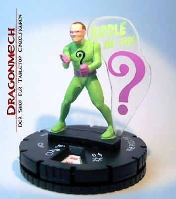 HeroClix Batman Classic TV Series #008 The Riddler