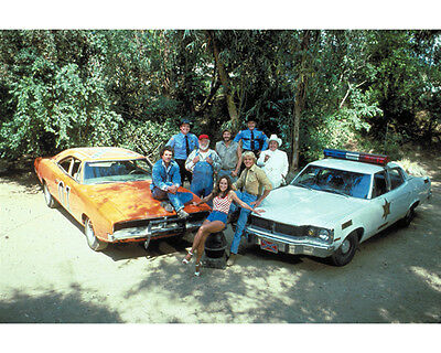 Dukes of Hazzard, The [Cast] (12821) 8x10 Photo