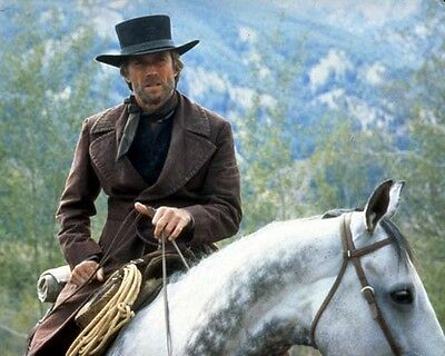 Eastwood, Clint [Pale Rider] (665) 8x10 Photo