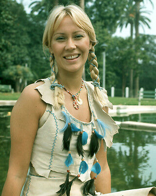Faltskog, Agnetha [Abba] (41301) 8x10 Photo