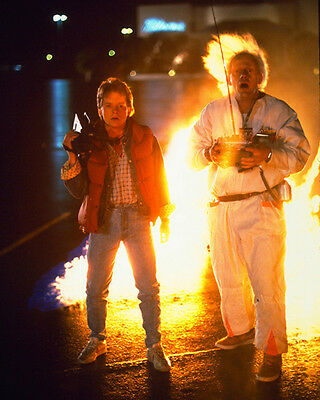 Back To The Future [Cast] (50220) 8x10 Photo