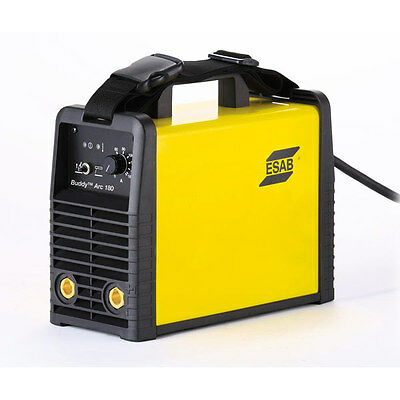 ESAB Buddy Arc 180 Amp Inverter Stick / TIG Welder 240V