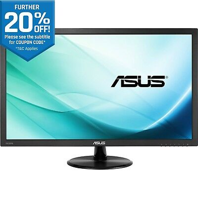 "Asus VP278H 27"" LED LCD Computer Monitor 1MS FHD 1080P 16:9 HDMI VGA Speaker"