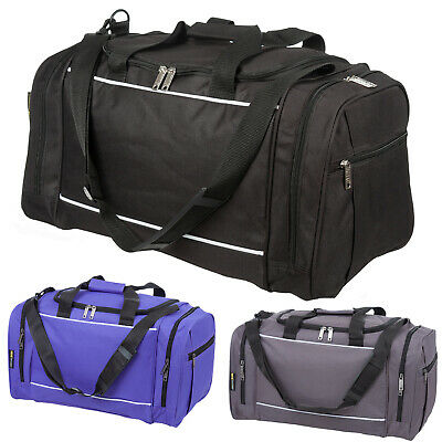 Ladies Sports & Gym Holdall Bag - TRAVEL CABIN SPORTS WORK SCHOOL LEISURE - SB07