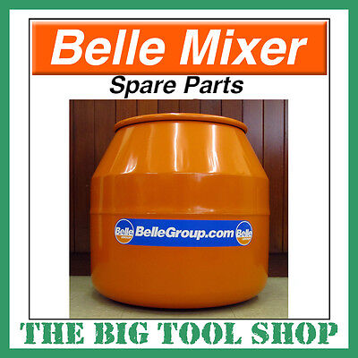 Belle Genuine Mixer Drum For Mini 150 140 & Maxi Mixers Cms12