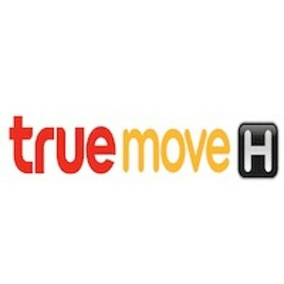 300 BAHT TOP UP REFILL CREDIT FOR THAILAND TRUE MOVE SIM