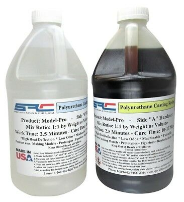 Polyurethane Casting Resin 4 Resin Casting Direct From Specialty Resins 1 Gallon