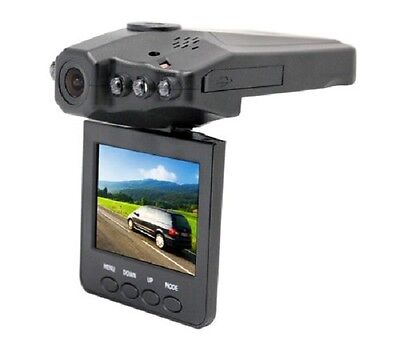 """HD Portable DVR with 2.5"""" TFT LCD Screen Recorder Vehicle Backup Car Cameras 270"""