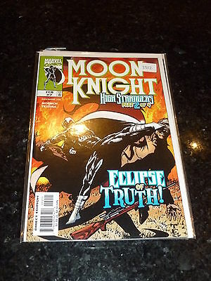 MOON KNIGHT Comic - High Strangers - Vol 3 - No 2 - Date 02/1999 - MARVEL Comic