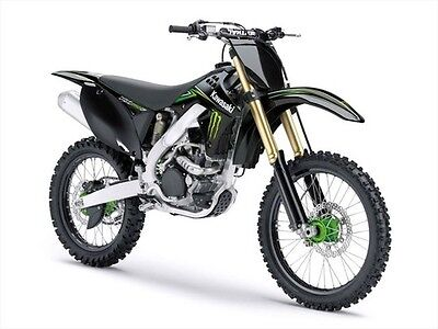 2004 Kawasaki KX250F-N1 workshop manual on CD
