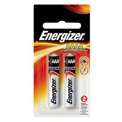 Energizer AAAA Batteries (2-Pack) E96 Exp. 2023