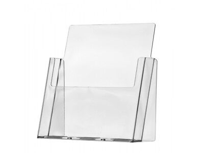 Brochure Holder 8.5 x 11 Magazine rack stand NEW - WHOLESALE Free Shipping