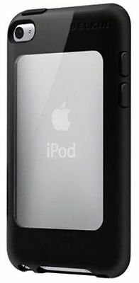 iPod Touch 4G 4th Gen 8GB 16GB 32GB Belkin Shield Eclipse Black Case Cover