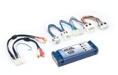 speaker level to rca line output car radio audio signal converterAmp To Stereo Rca To Speaker Wiring Harness Factory Line #7