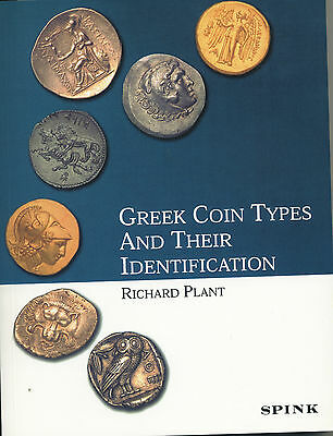 Greek Coin Types and Their Identifications by Richard Plant