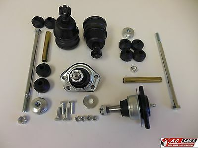 Stabalizer Sway Bar Links +Upper Lower Ball Joint 2WD Fits Chevy Blazer