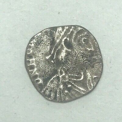 Scarce Ancient Roman Silver Honorius Ar Siliqua  Dates 395 / 423