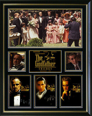 The Godfather Framed Memorabilia