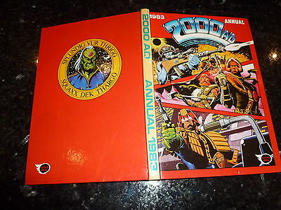 2000 AD Comic Annual - Date 1983 - UK Fleetway Annual