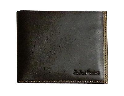 f9c760b470a8 LOMBARDI GIOVANNI 3851 Men's Leather Long Wallet 12 Slots 1 Photo Id ...