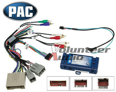 2006 - 2012 Select Ford Lincoln Mercury Radio Install Wiring Harness Interface
