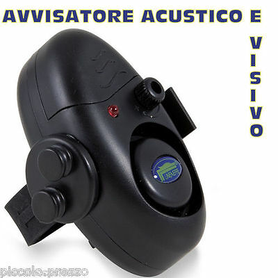 avvisatore di abboccata da canna carpfishing cat fishing surf casting pesca