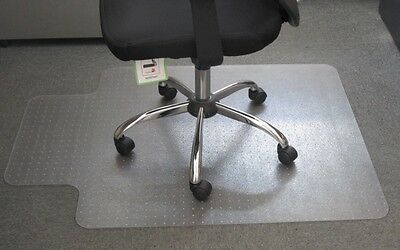PREMIUM Heavy Duty Clear Carpet Protector Chair Mat 900 x 1200 Spiked