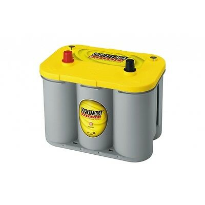 Optima ® Batterie Yellowtop YT S 4,2 / yellow top 55 Ah