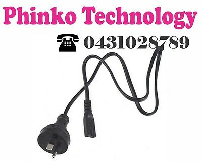 *Brand New* AC Power Cord Lead 2 pin for Laptop ,  XBOX 360 & PS3