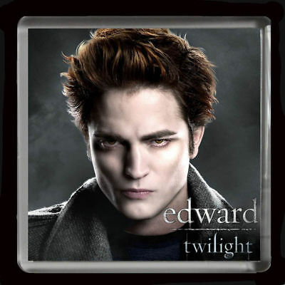 Twilight Edward Cullen Robert Large Fridge Magnet