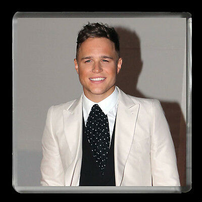 OLLY MURS, Music/Novelty/Pop Star  FRIDGE MAGNET 60mmX 60mm birthday / gift
