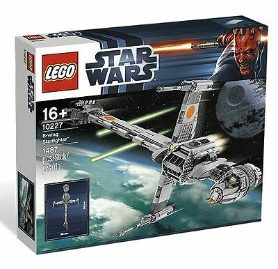 LEGO 10227 Star Wars - B-Wing Starfighter UCS  [NEW]