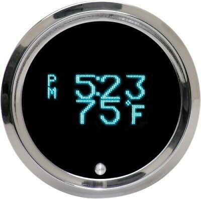 "Dakota Digital 2 1/16"" Odyssey Ii Clock DS-250045 HLY-3161 DS-250045"
