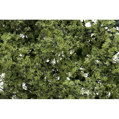 NEW Woodland Scenics Fine Leaf Foliage Light Green F1132