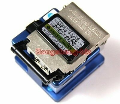 Brand New SUMITOMO FC-6S Optical Fiber Cleaver Free Shipping