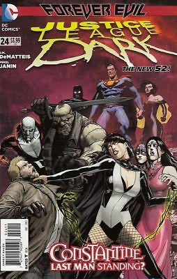 Justice League Dark #24 (Forever Evil) Jm Dematteis (Dc Comics) New