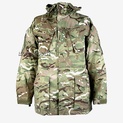 British Army Multicam MTP PCS Windproof Smock, New