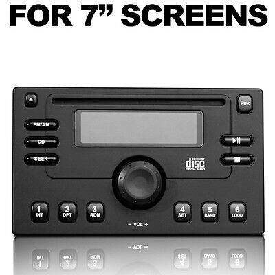 Security Dummy Fake Cover For Double 2 Din Car Stereo Radio Dvd Cd Player Xtrons