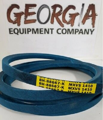 (1) Bush Hog 88667 Finishing Mower Belt- Kevlarr Heavy Duty Ath600 Fth600 Rdth60