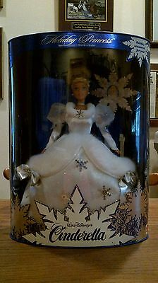 Special Edition Disney Holiday Princess Barbie Doll