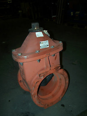 "New Us Pipe 8"" Rs/awwa Flanged Resilient Gate Valve 250 Wp"