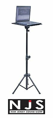 Steel Portable Adjustable Laptop Computer Tripod Stand DJ Office Event #G001DC