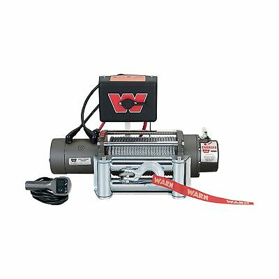 WARN Vehicle Recovery Winch-8000-lb Cap 12V DC #26502