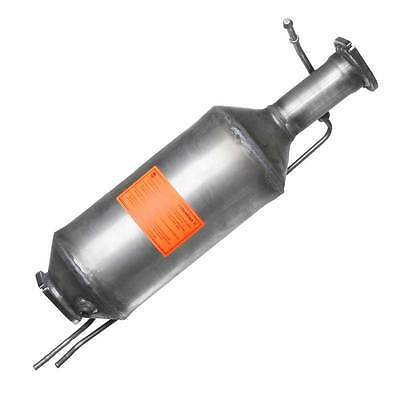 Ford Mondeo, S-Max & Galaxy - Diesel Particulate Filter Exhaust Soot DPF