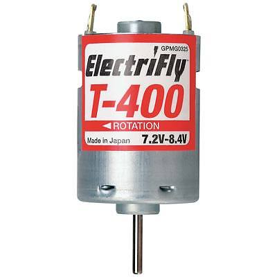 NEW Great Planes ElectriFly T-400 7.2-8.4V Ferrite Motor GPMG0325
