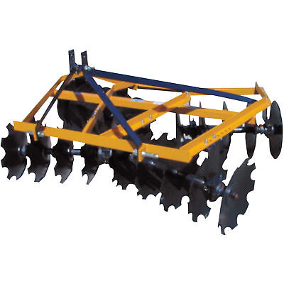King Kutter Angle Frame Disc Harrow-5 1/2-ft Notched #16-16-G-N-YK