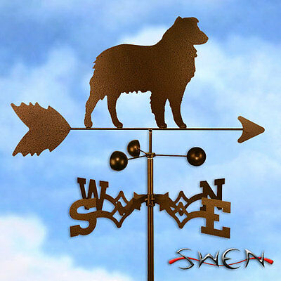 Hand Made Australian Shepherd Weathervane *NEW*