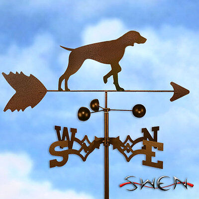 Hand Made Vizsla Dog Weathervane *NEW*