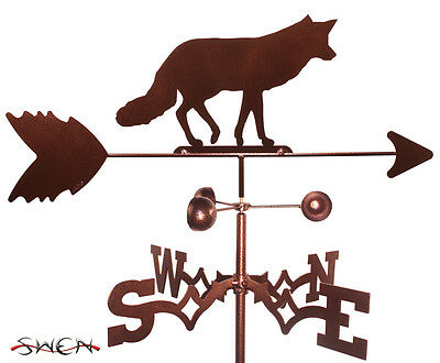 Hand Made Fox Weathervane *NEW*