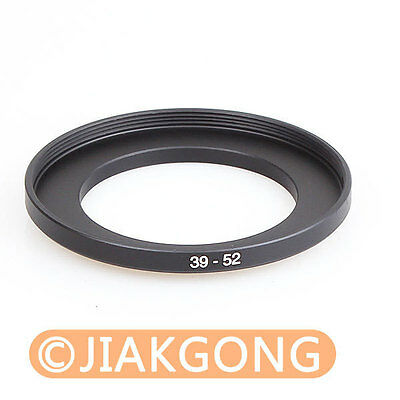 39mm-52mm 39-52 mm 39 to 52 Step Up Ring Adapter